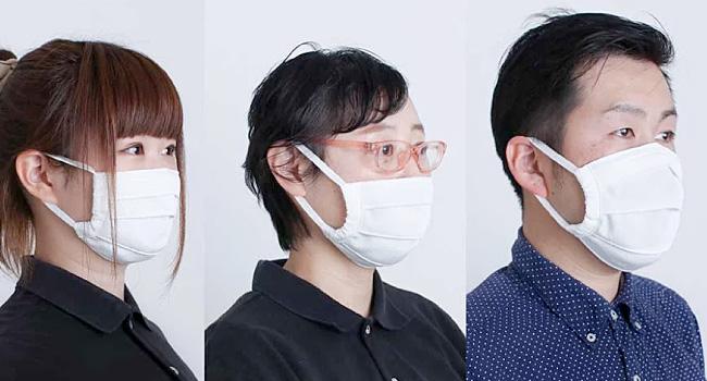 マスク造事業