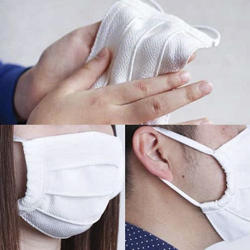 一日中快適に過ごせるマスクが誕生